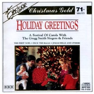 Christmas Gold: Holiday Greetings -