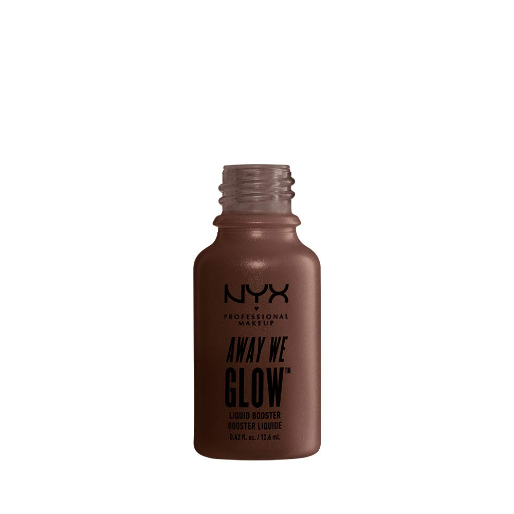 Nyx Professional Makeup Away We Glow Liquid Booster Untamed Beauty