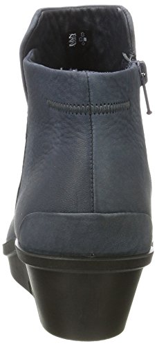 ECCO Women's Women's Skyler Wedge Ankle Bootie Ombre Cow Nubuck cheap good selling outlet where can you find official online nudTnRABN