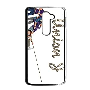 LG G2 Cell Phone Case Covers Black Union J as a gift W4491582