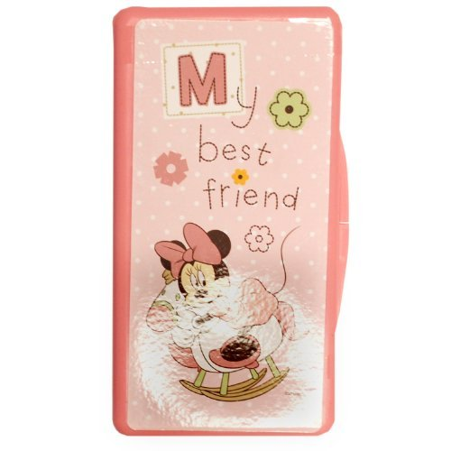 Disney Mickey and Minnie 2 Pack Baby Wipe Case (PINK)