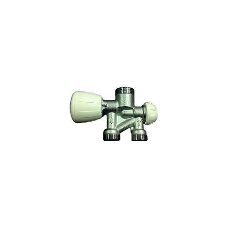 Giacomini Robinet Monotube A Plongeur Vertical Avec Sonde Amazon