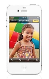 Apple iPhone 4S 32GB Color blanco - Smartphone (SIM única, iOS, GSM, CDMA, HSDPA, HSUPA, Barra, 3G)