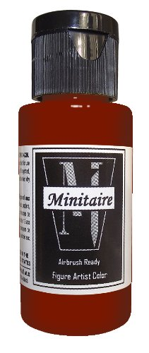 Badger Air-Brush Company, 2 Ounce Bottle Minitaire Airbrush  Ready, Water Based Acrylic Paint, Ghost Tint: Brown Ghost Paint Brush