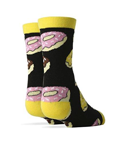 Fantastic Socks Yeah Yeah Donut Oooh Crazy Youth Magic Novertly Crew Ibusinesslaw Wood Chair Design Ideas Ibusinesslaworg