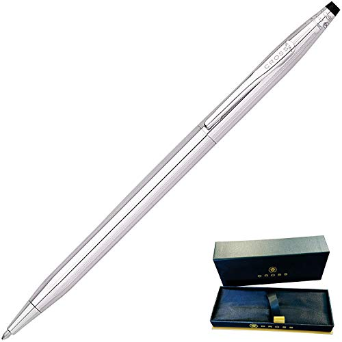 Dayspring Pens | Engraved Personalized Cross Classic Century Ballpoint - Sterling Silver H3002 Customized with name in 1 day by Dayspring Pens (Image #2)
