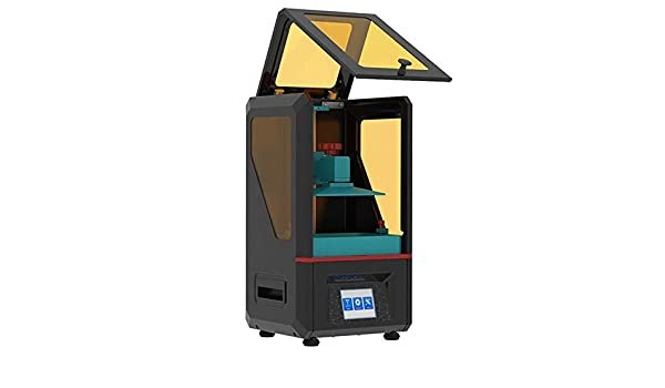MJZHXM Impresora 3D Fotón UV Fotocurado 3D Impresora, Ultra ...