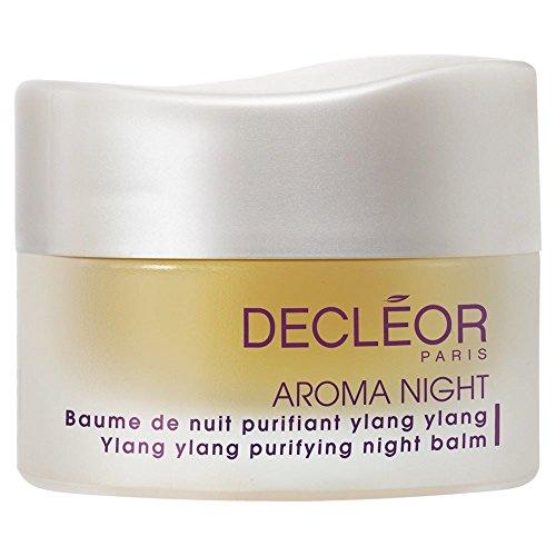 Decléor Aroma Night Ylang Ylang Purifying Night Balm 15ml - Pack of 6 Decleor Night Balm Ylang Ylang