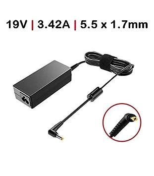 Portatilmovil - Cargador para PORTATIL Packard Bell EASYNOTE 19V 3.42A TJ65 TJ66 TJ60 TJ61 TJ62 TJ63 TJ64 NJ65 PEW96