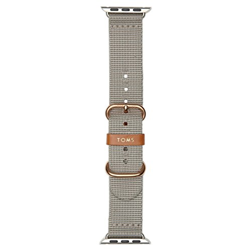 TOMS Apple Watch Band (Gray, 38mm)