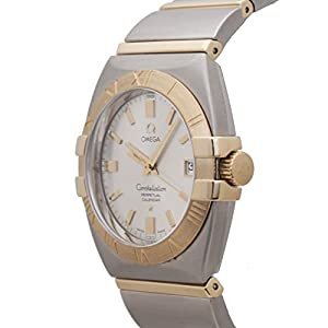 Omega Constellation Double Eagle quartz mens Watch 1513.51.00 (Certified Pre-owned)