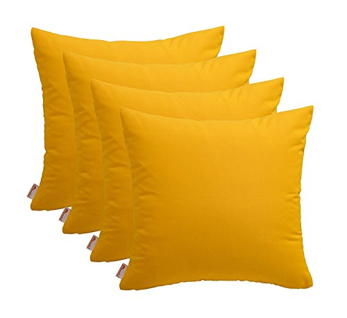 (RSH Décor Set of 4 Indoor Outdoor Decorative Pillow (20