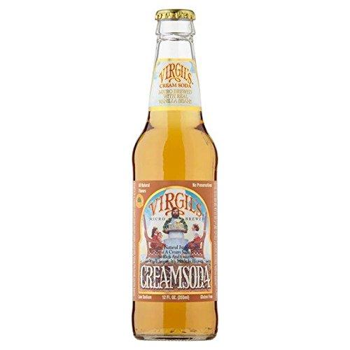 Virgils Cream Soda - 355ml (12fl oz) (Virgil Cream Soda)