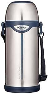 Botella de acero inoxidable ZOJIRUSHI vac?o 800ml SJ-TE08-XA acero (jap?n importaci?n)