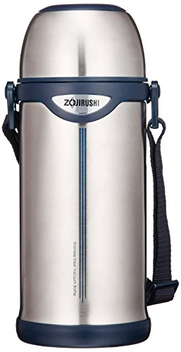 Zojirushi SJ-TE08XA 26-Ounce Tuff Sports, Stainless Steel by Zojirushi