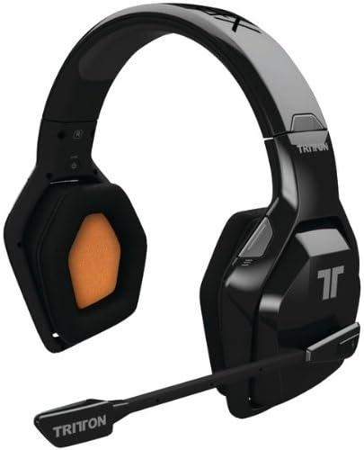 Tritton TRI476740M02021 Tritton Warhead 71 Dolby Wireless Surround Headset for Xbox 360