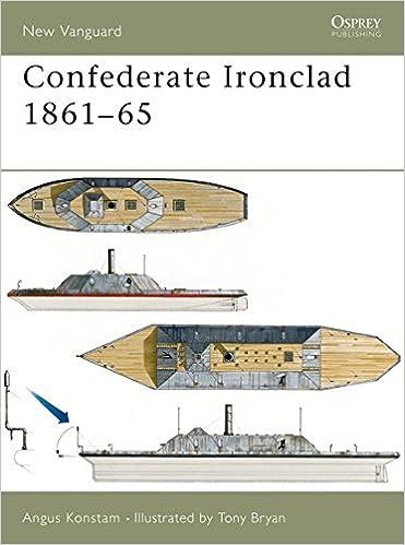 Civil War Ironclads Diagram