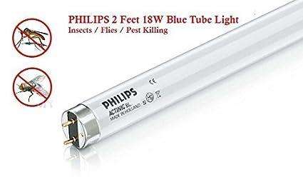Philips Insect Killer Blue Tube Uv Pesto Flash Light Tube Light