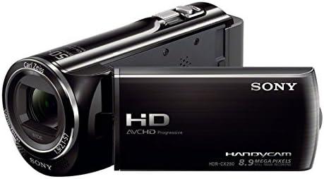 Sony HDRCX280EB - Videocámara de 8.9 MP (Pantalla de 2.7