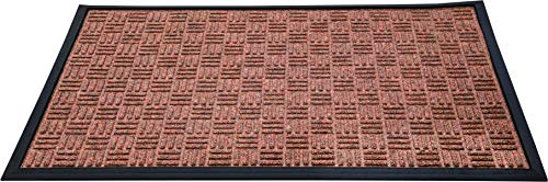 Price comparison product image Doortex Ribmat,  Heavy Duty Indoor and Outdoor Entrance Mat,  Brown