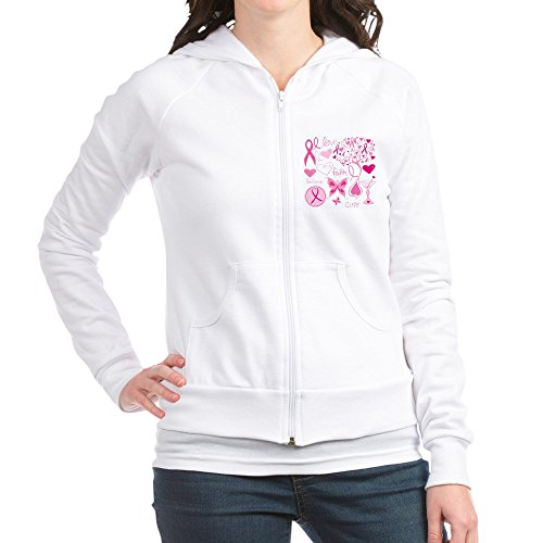 Royal Lion Jr. Hoodie Cancer Cure Awareness Love Support - Small