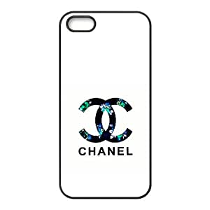 Diy Phone Cover CHANEL for iPhone 5, 5S WEQ780016