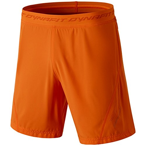 Dynafit React 2 Dynastretch Shorts Carrot