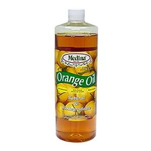 Medina Orange Oil -- 32 fl oz
