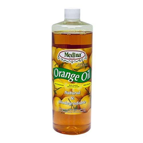 Medina Orange Oil -- 32 fl oz (Pest Oil)