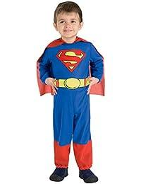 Superman Jumpsuit Costume