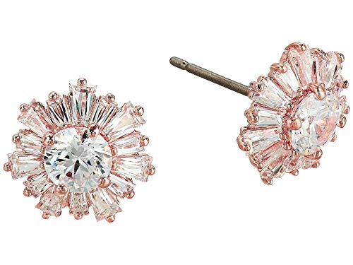 Swarovski Crystal Clear Sunshine Earrings