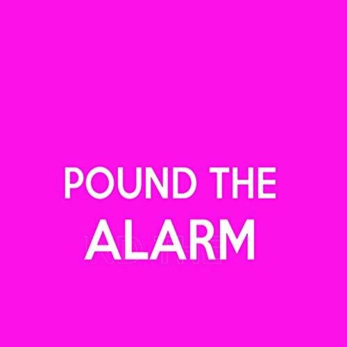 Pound the Alarm (Sexy and Hotter) - Single (Nicki Minaj Tribute) - Glasses Nicki Minaj