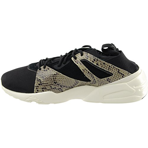 PUMA Mens B.O.G Sock Snake Puma Black/Whisper White 10.5 D US