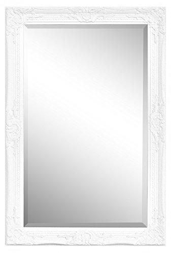 Large White Frame Wall Mirrors: Amazon.co.uk