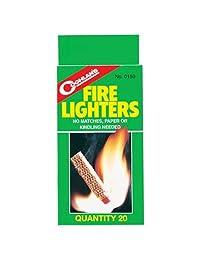 0150 20 Pack Fuego Encendedores de Coghlan