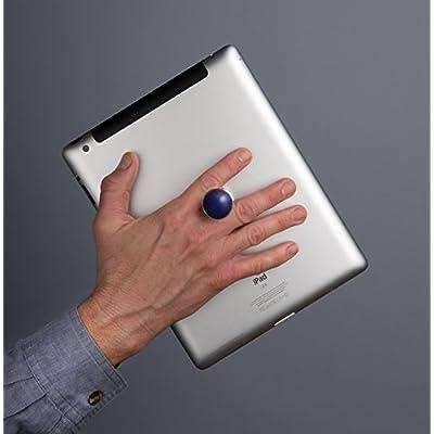 Nite Ize Original Steelie HobKnob Kit For Tablets - Magnetic Tablet Handle + Stand