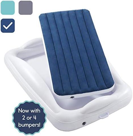 Amazon.com: Hiccapop - Cama hinchable para niños con ...