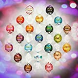 Lindt Lindor Assorted Chocolate Truffles 7-10 Flavors 100 Count In the Deluxe Tundras Gift Box Kosher Certified