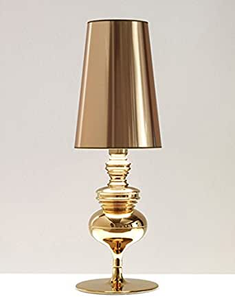 table lamps amazon oaklighting metal guard modern table lamp light vintage 11653