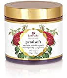 Just Herbs Petalsoft Anti-Tan Rose Face Pack, 100g