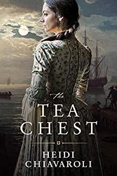 The Tea Chest by [Chiavaroli, Heidi]