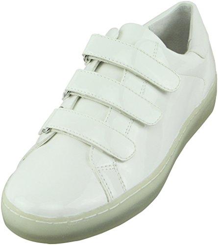MICHAEL Michael Kors Women's Craig Sneakers, Optic White, 7.5 B(M) US