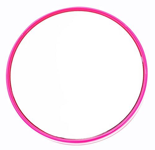 Danielle Creations Mini Pink Suction Mirror, 20X High Magnification ()