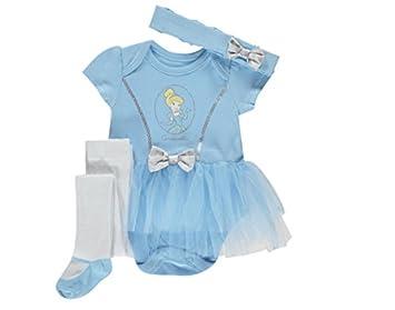 Officially Licensed Disney Princess Cinderella Baby Fancy Dress