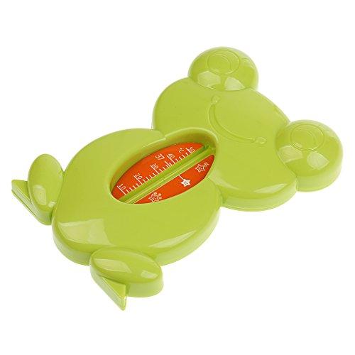 Gazechimp Termómetro de Bañera Juguetes de Baño Ducha para Bebés Forma de Rana - Verde: Amazon.es: Juguetes y juegos