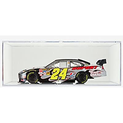 The Original BallQube Race Car Display for 1:24 Scale Diecast: Sports & Outdoors