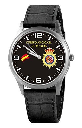 Reloj Policia Nacional