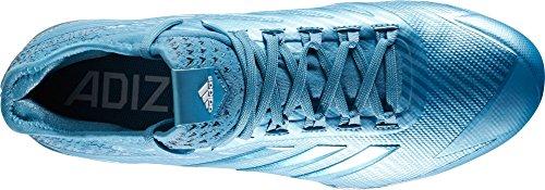 Adidas Hombres Adizero Afterburner 4 Dip Tablas De Béisbol (azul Claro, 13 D (m) Us)