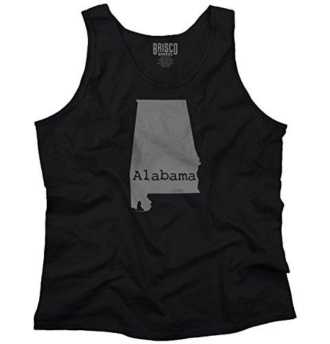 Classic Teaze Alabama State Shirt State Pride USA T Novelty Gift Ideas Cool Tank Top - Alabama Online South Usa