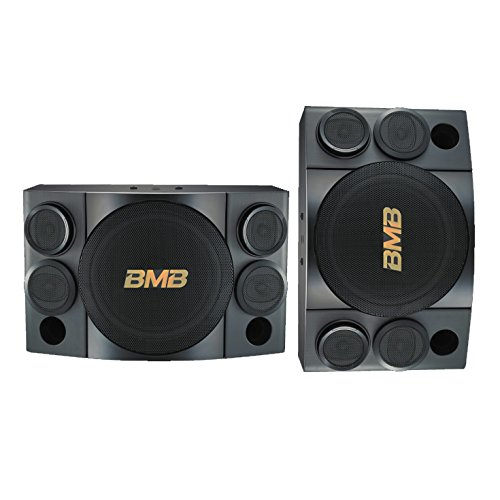 BMB CSE-312 800W 12'' 3-Way Karaoke Speakers (Pair) by BMB